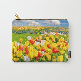 Feeling the space. Carry-All Pouch
