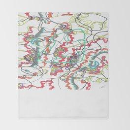 Intro 5 (Dragon Dance) Throw Blanket