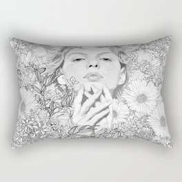 To Start Anew Rectangular Pillow