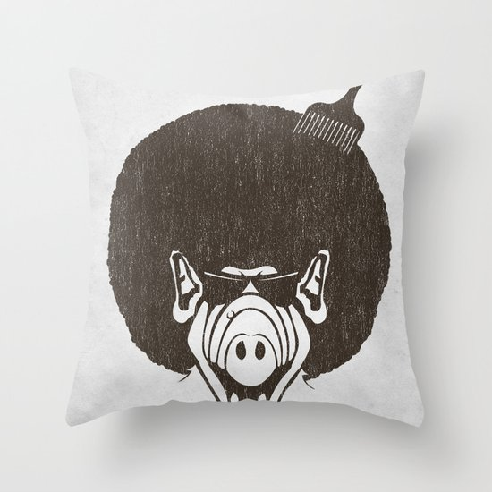 Alfro Throw Pillow