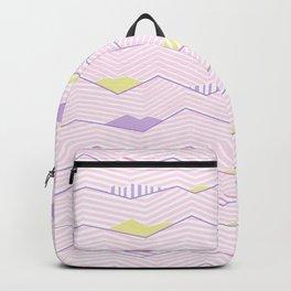 Pastel Waves #society6 #buyart Backpack