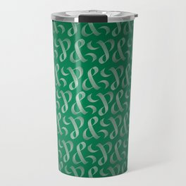 & | Logo Composition Travel Mug