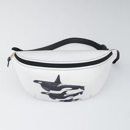 Orca (Orcinus orca) Fanny Pack