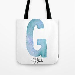 G - Gifted Tote Bag