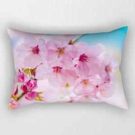 Sakura 07 Rectangular Pillow