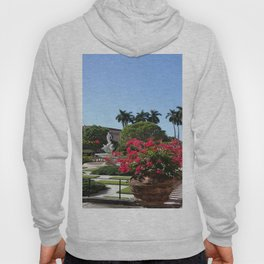 Bougainvillea Row Hoody