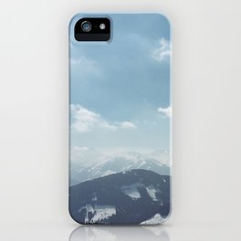 The alps 1 iPhone Case