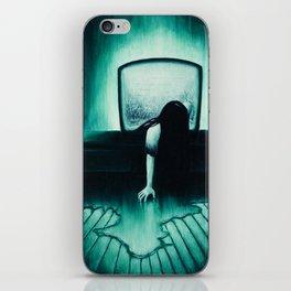 She Never Sleeps iPhone Skin