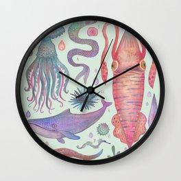 Et coloris natura IX Wall Clock