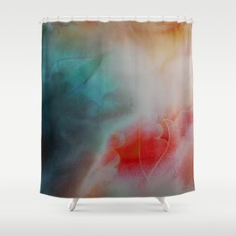 Dreaming Brighter Shower Curtain