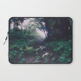 """ Forest Beckoning "" Laptop Sleeve"