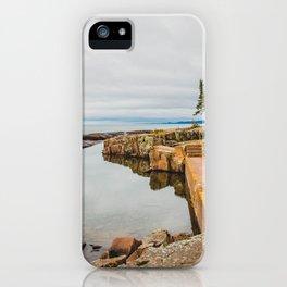 Artist Point Trail, Grand Marais, Minnesota 3 iPhone Case