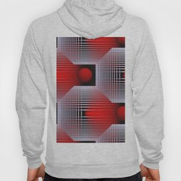 3D - abstraction -50- Hoody