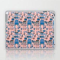 Pattern Project #17 / Bird Life Laptop & iPad Skin
