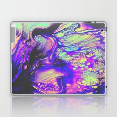 FIRE AND THUD Laptop & iPad Skin