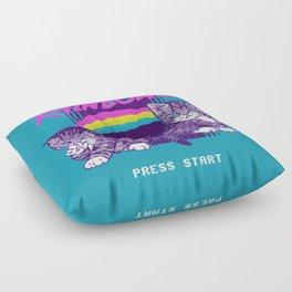 Kittens & Rainbows Floor Pillow