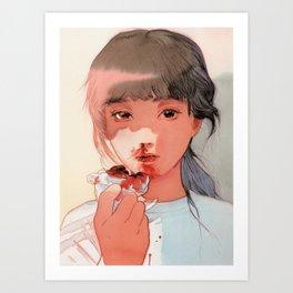 PEEK002 Art Print