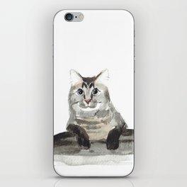 Sherlock the Cat iPhone Skin
