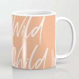 Stay Wild Moon Child - Peach Coffee Mug