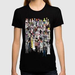 Tokyo Punks - Retro Green T-shirt