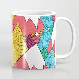 Mountainscape Coffee Mug
