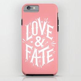 Love & Fate iPhone Case