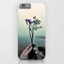 Remembrance X Flora Fog iPhone Case