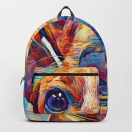Dachshund 6 Backpack