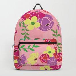 Bonny blooms Backpack