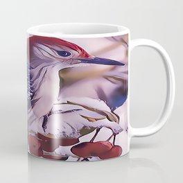 The Red Bellied Woodpecker Coffee Mug