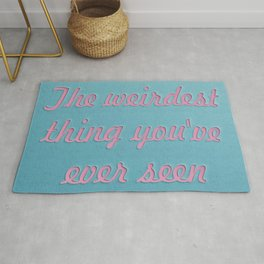 For my lovely hipsters Rug
