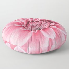 Blossoming Romance Floor Pillow