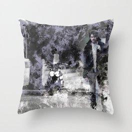 Inktober (Day 20) Throw Pillow