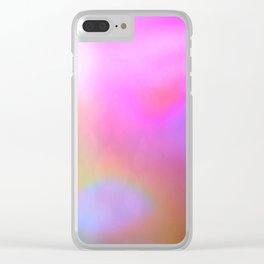 Luminescent Clear iPhone Case
