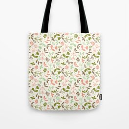 Colorful Lovely Pattern XIV Tote Bag