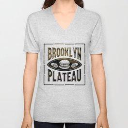 Brooklyn X Plateau - NYC x MTL Unisex V-Neck