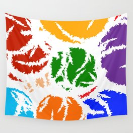 PAINT SPASH  Wall Tapestry