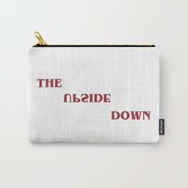 the upside down Carry-All Pouch