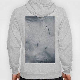 Milkweed abstract Hoody