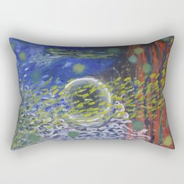 Under Water Life Rectangular Pillow