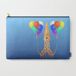 Squid Party Carry-All Pouch