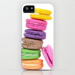 MacaroonS Colorful iPhone Case