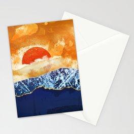 Amber Dusk Stationery Cards