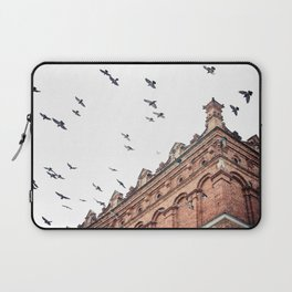Citys Bird Sanctuary Laptop Sleeve