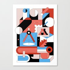 Creative Engineering Canvas Print