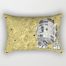 R2D2 from StarWars Rectangular Pillow