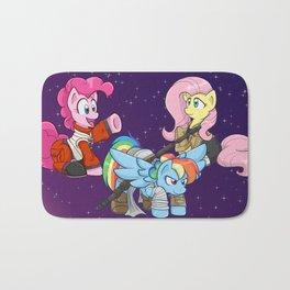 Star Ponies - The New Trilogy Bath Mat