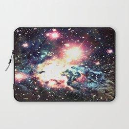 Fox Fur Nebula : Deep Pastels Galaxy Laptop Sleeve