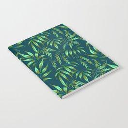 Brooklyn Forest - Green Notebook