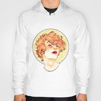 enjolras Hoodies featuring Enjolras by chazstity